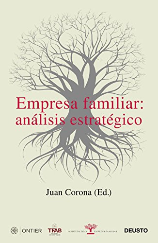 Empresa familiar: análisis estratégico (Sin colección) - Libro de empresa